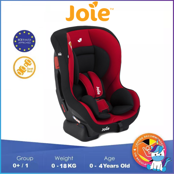 JOIE Tilt Convertible Child Safety Seat (0+/2) From Newborn to 4 Years Old (0-18KG)