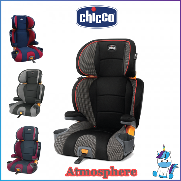 [FREE SHIPPING TO WM] Chicco KidFit ® Isofix Booster Car Seat (For Big Kid up to 45kg)