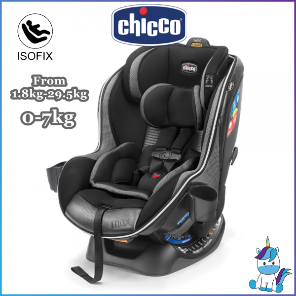 [FREE SHPPING] Chicco NextFit Zip Max Air (From1.8kg-29.5kg) (0-7kg)