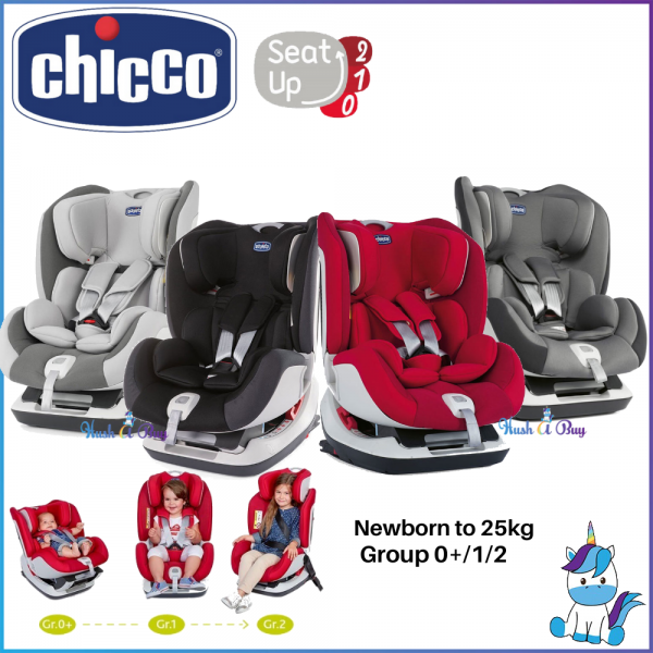 [FREE SHIPPING] Chicco Seat Up 012 (Gr.0+/1/2) Car Seat