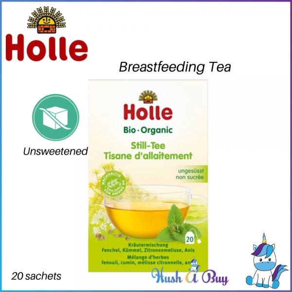 Holle Organic Breasfeeding Nursing Still Tea 30g - 20 Tea Bag