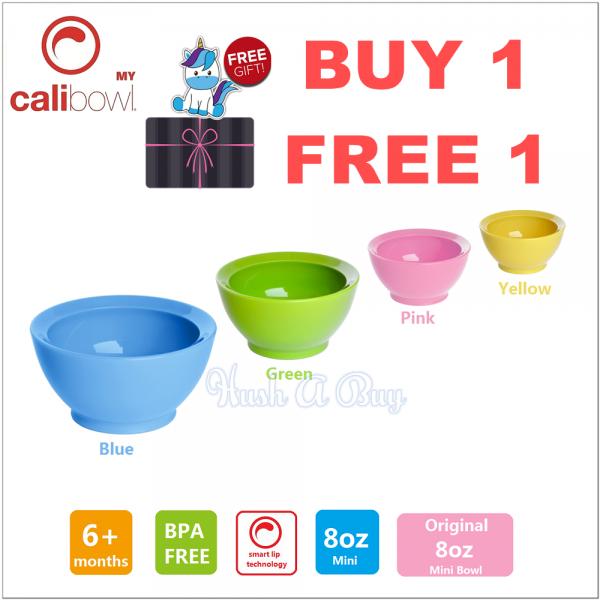 [BUY 1 FREE 1] Calibowl 8oz Single Original Bowl