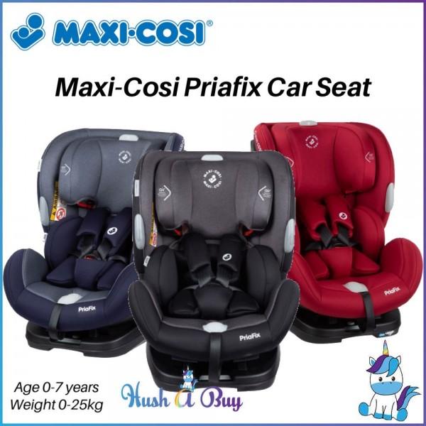 Maxi Cosi Priafix Convertible Car Seat for Newborn to 25kg