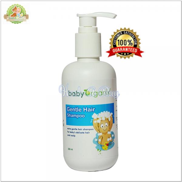 BabyOrganix Gentle Hair Shampoo 250ml
