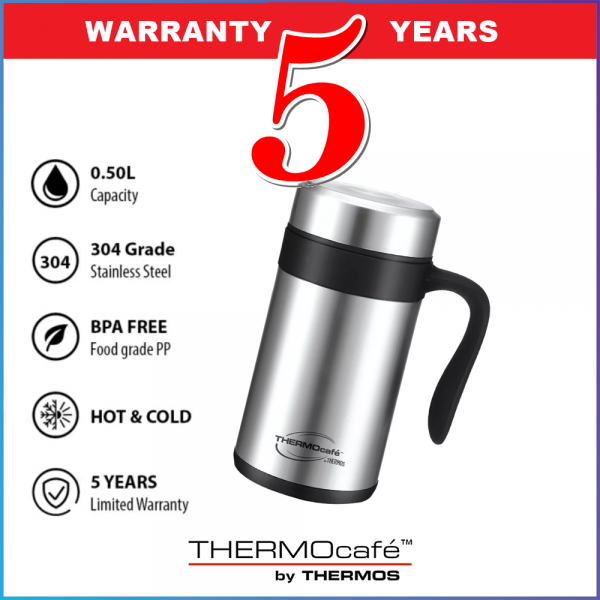 Thermos Outdoor Mug /Office Mug - Liquid Tight -  500ml (TC-502M)