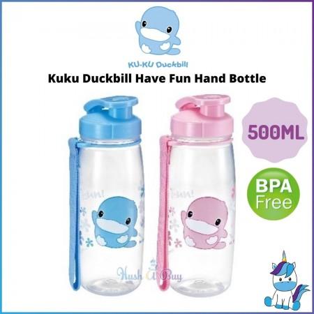 Kuku Duckbill Have Fun Hand Bottle KU5459
