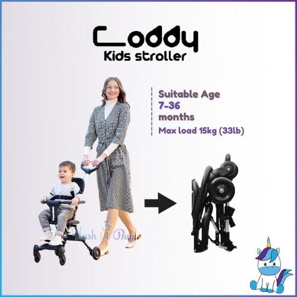 Cobyhaus CODDY Light WeightKid Stroller (7-36 Months)