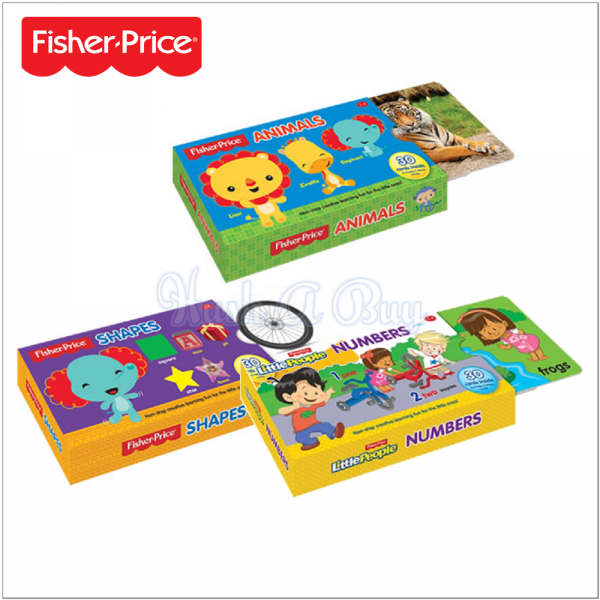 Fisher-Price Flash Cards