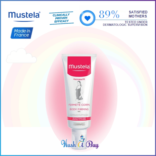 Mustela Body Firming Gel 200ml (Expiry: 06/2020)