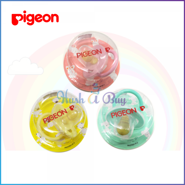 Pigeon Rubber Pacifier