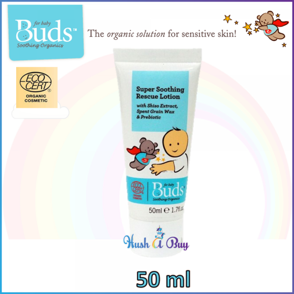 Buds Organic Super Soothing Rescue Lotion 50ml / 100ml