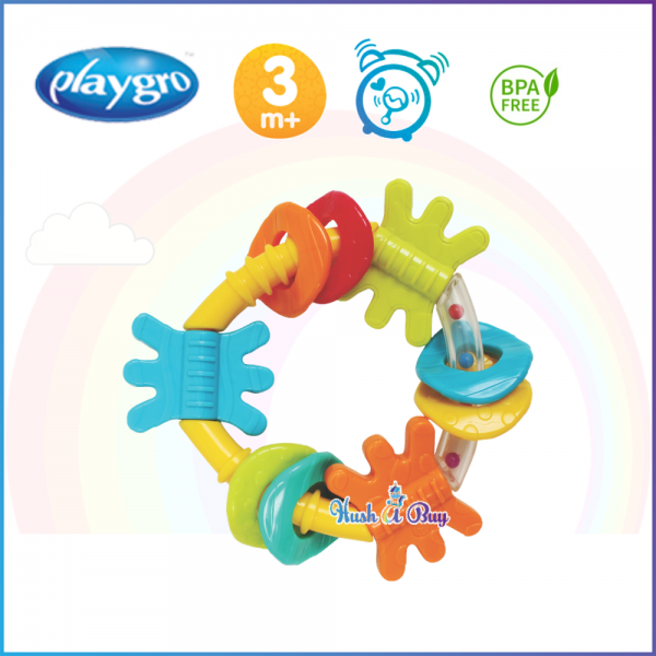 Playgro Triangle Teether