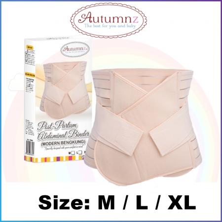Autumnz Post-Partum Abdominal Binder *Modern Bengkung* Size M L XL