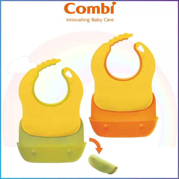 Combi Portable Handy Roll Up Bib