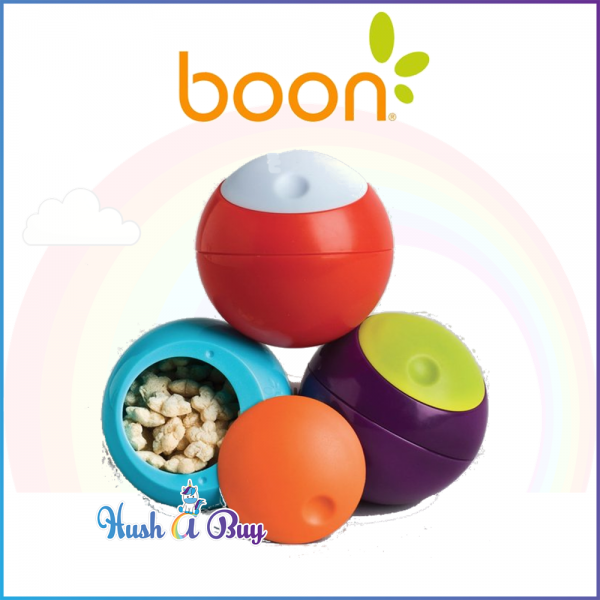 BOON Snack Ball / Snack Cup